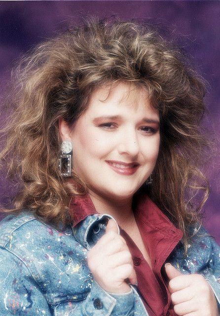 80s Glam 80s hair Mode année 80, Années 1980, Mode