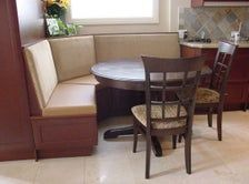 Kitchen Custom Banquette Seating   Etsy