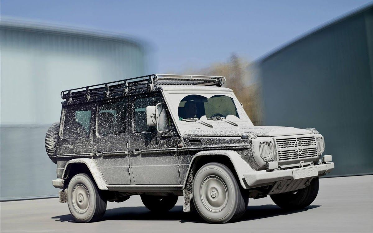Mercedes benz 280 ge swb w460 1979 01 1990 pictures to pin - Mercedes Benz G Class The Way It Should Look