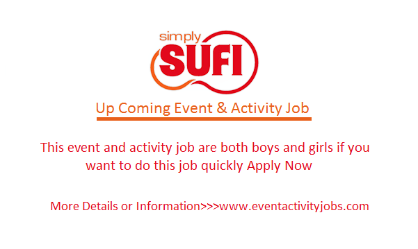 Sufi Event Amp Activity Job 2018 Apply Now About Us Simply Sufi Is The Contemporary Achievement Through Sufi Group Of Co Event Activities How To Apply Sufi