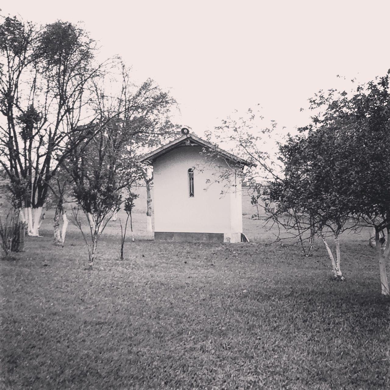 Casa de oração na Cidade de Sião
