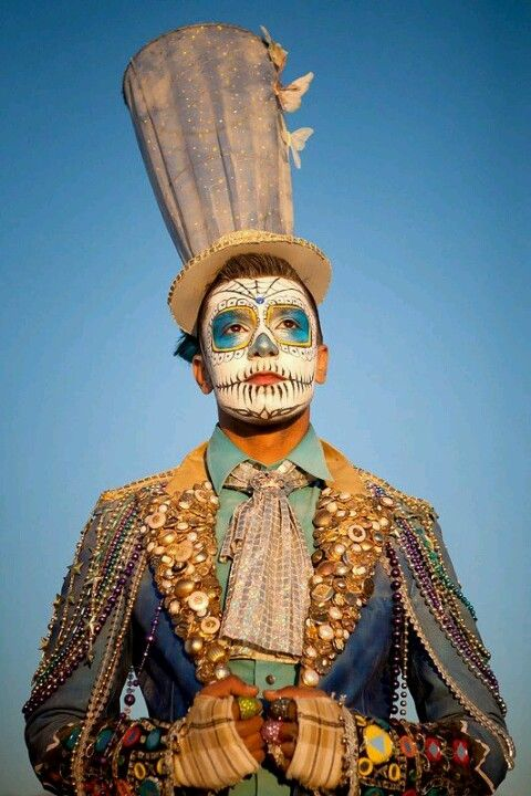 The Most Extravagant Costumes Seen at Burning Man