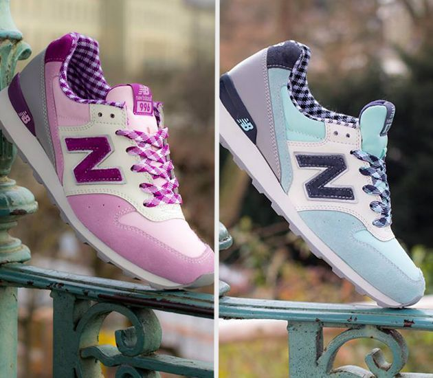 Trendy Women S Sneakers 2017 2018 New Balance 996 Dwie Wersje Styczen 2014 Fashion Inspire Fashion Inspiration Magazine Beauty Ideaas Luxury Trend