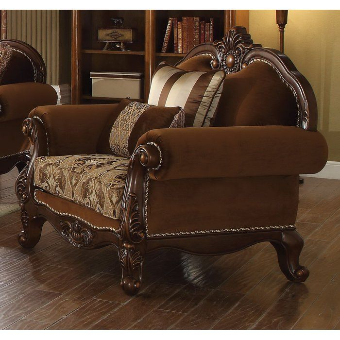 Alizeh Armchair | Traditional sofa, Living room sets, Love ...