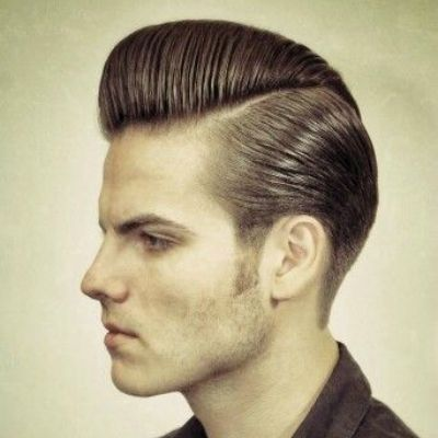 The Idle Man Pompadour Hairstyle Modern Pompadour Hair And Beard Styles