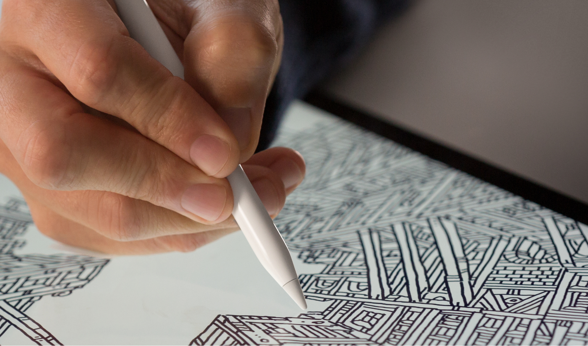 Apple pencil lets you easily vary line weight create subtle shading and produce a wide range of artistic effects get fast free shipping when you buy