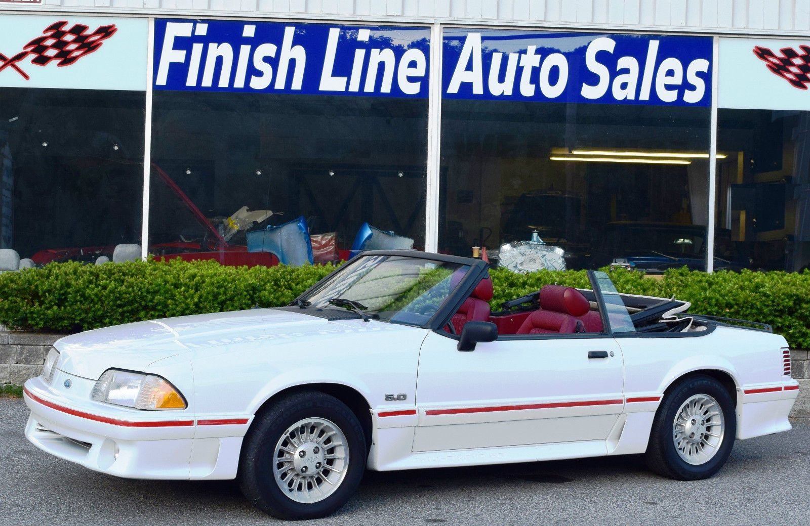 Car Brand Auctioned Ford Mustang Gt 5 0 Convertible W 38k Orig Miles 1988 Mustang Gt 5 0 Convert 38 K Orig Miles Rust Free Mustang Gt Ford Mustang Gt Mustang