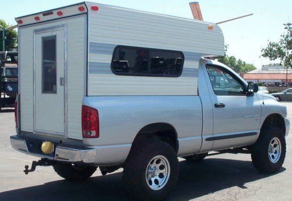 Bel Air Camper Shells Camper Shells Slide In Truck
