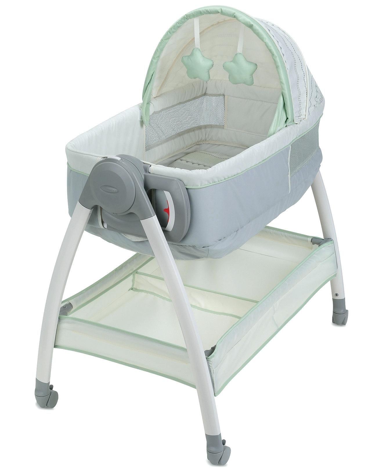 Baby Kinderwagen Zubehor Graco Traum Suite Mason Reisebett Schwarz