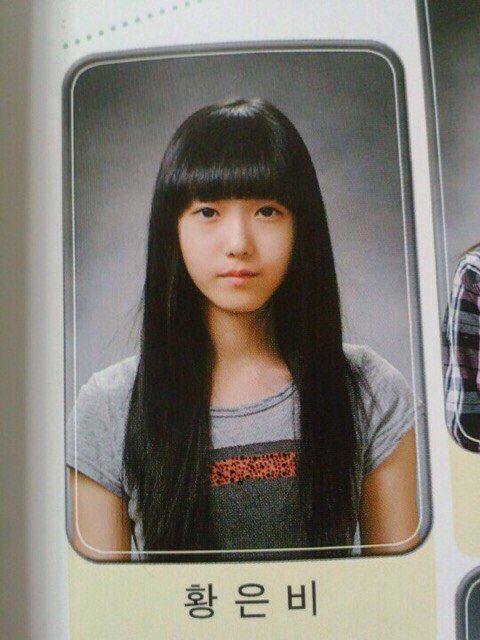 GFriend SinB (Hwang Eunbi) (Pre-Debut)