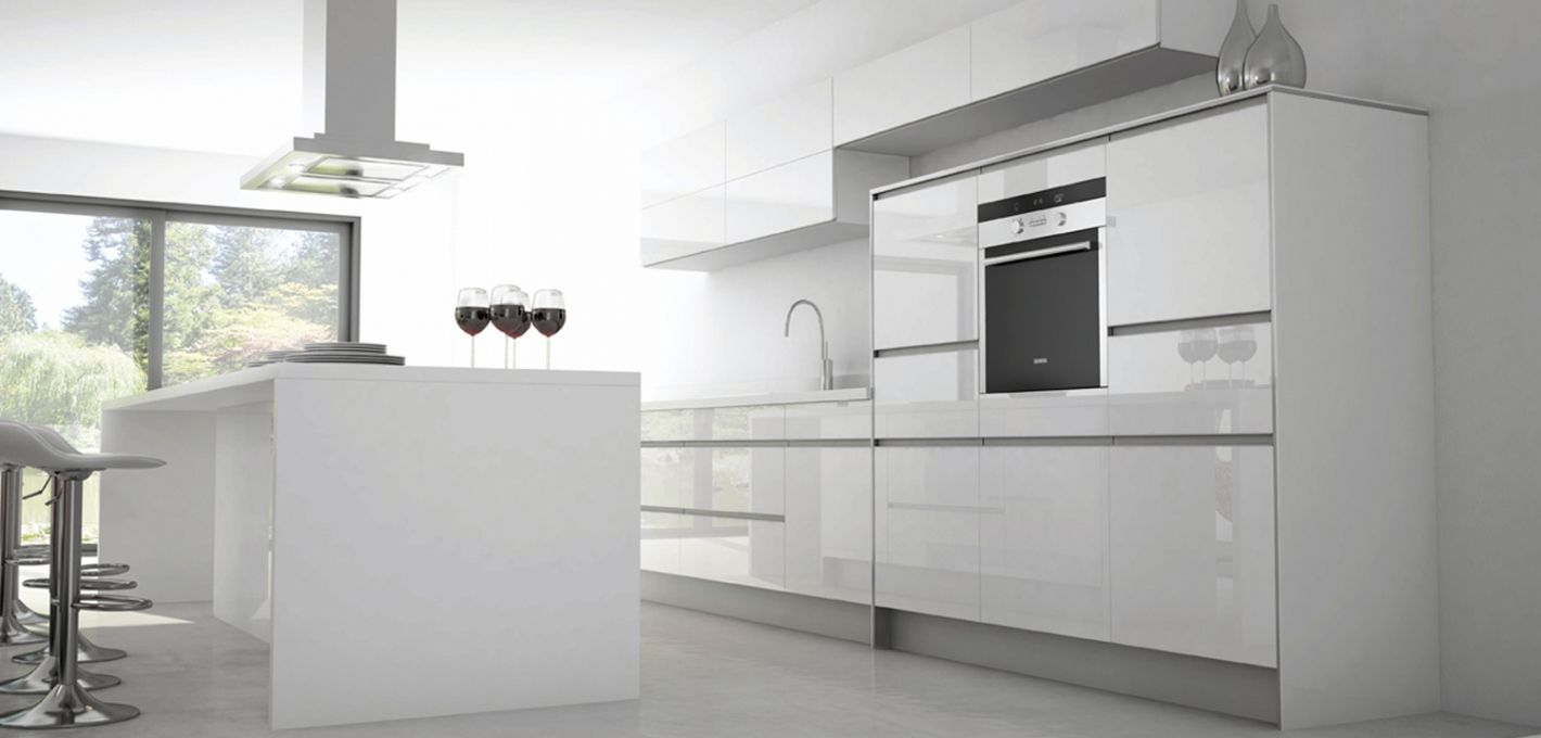 Cuisine Fusion Acrylique Comera Cuisines Cuisines Design Cuisine Design Moderne Cuisine Equipee Moderne
