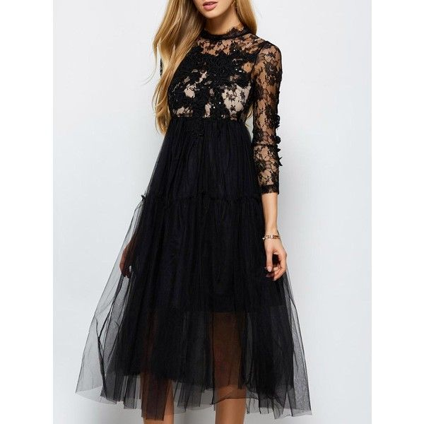 Sequins Tulle Dress With Bralet Top (610 MXN) ❤ liked on Polyvore featuring dresses, sequined dresses, sequin tulle dress, bralet dress, sequin cocktail dresses and tulle dress