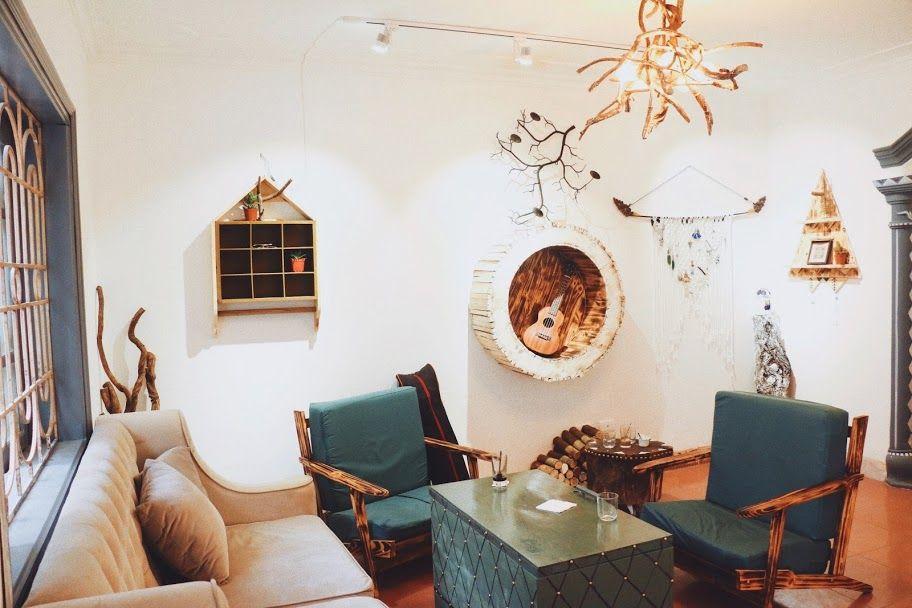 quán cafe phong cách bohemian | Trang trí nhà cửa, Bohemian, Phong cách