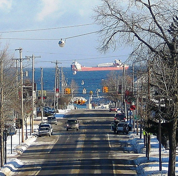 Small Towns In Northern Michigan Rogers City Mi Town