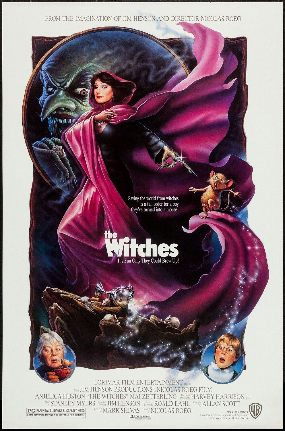 The Witches The witch movie, Best halloween movies