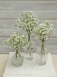 Bud Vase With Baby S Breath And Lavender Google Search Wedding Vases Babys Breath Bouquet Wedding Bud Vase Centerpiece