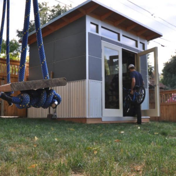 Prefab Modern Sheds And Backyard Studios   Studio Shed ...