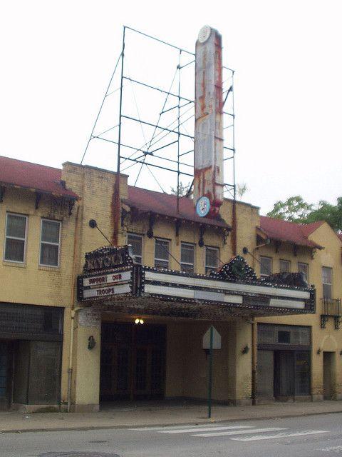 Rivoli Theater Indianapolis Indianapolis Indianapolis Indiana Abandoned Churches