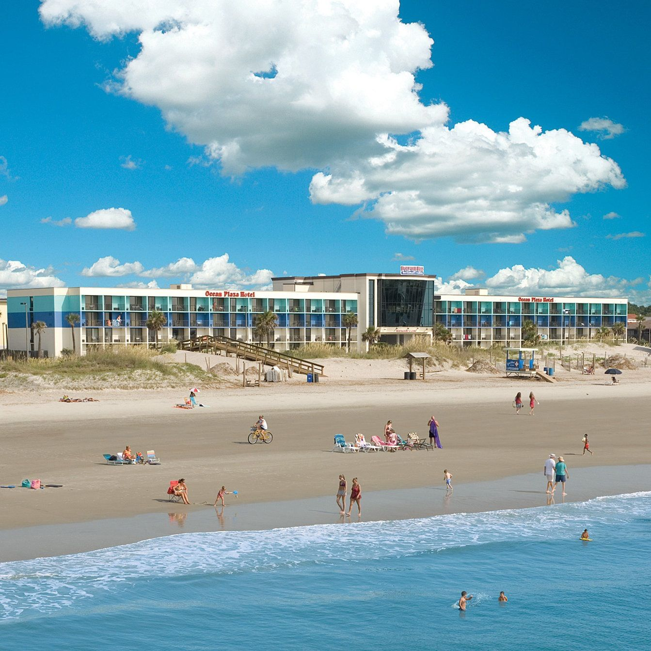 Tybee Island Ocean Plaza Ga