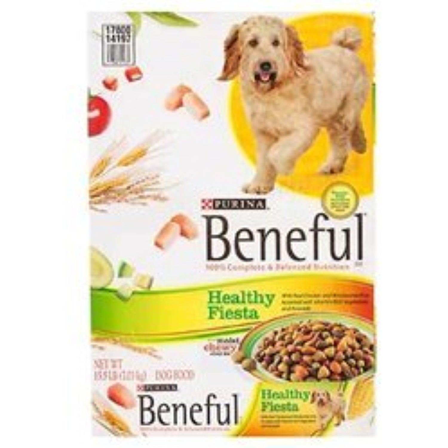 Beneful Dog Food Dry 15.5 LB (Pack of 2) You can read