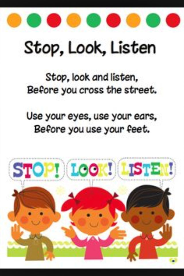 Pin by Val Roseberry on School ideas | Teaching safety ...