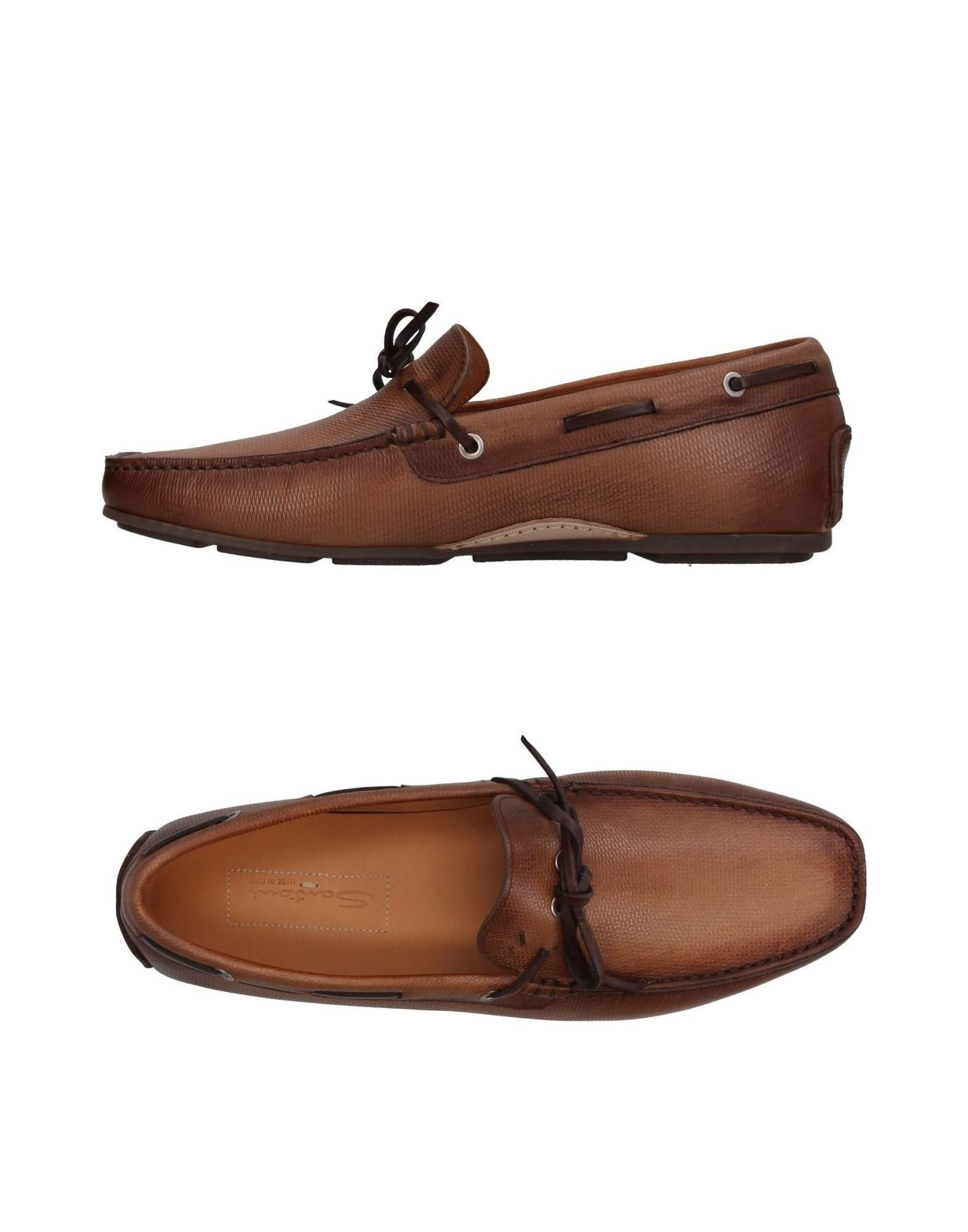 28e60f9e741 SANTONI Loafer.  santoni  shoes