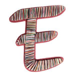Wickelbuchstabe E, 12€, jetzt auf Fab.