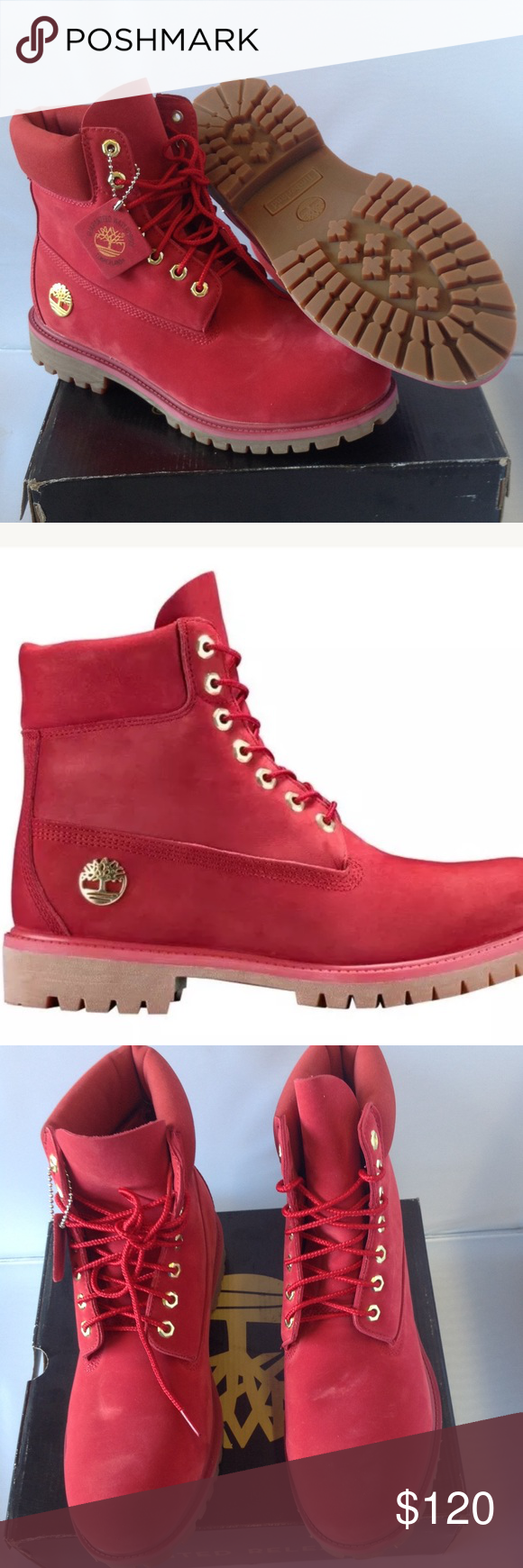 3d66feb1a2f6 Timberland men s waterproof boots. Size 10 Fire   Water collection takes  its inspiration from nature s