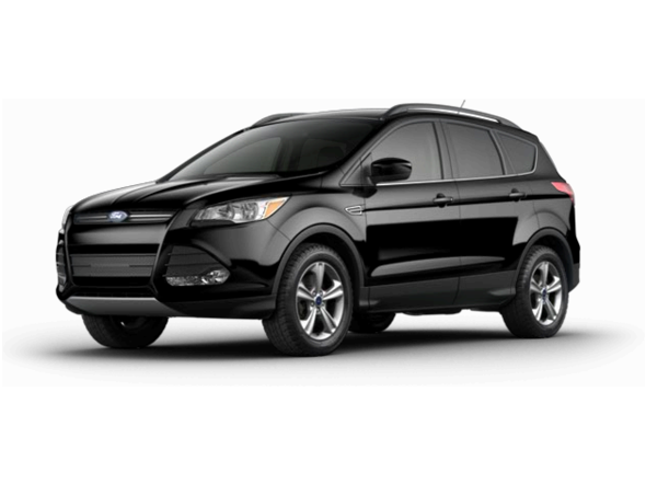 New 2014 Ford Escape SE (Black Sport Utility) Near Evansville, Indiana! $27,640