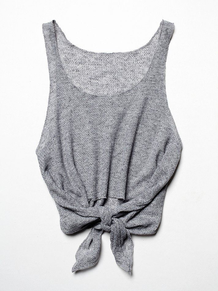 Free People Half Moon Tank