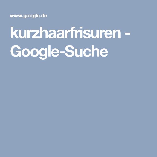 kurzhaarfrisuren - Google-Suche