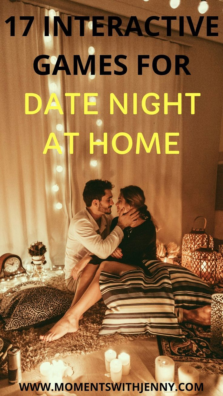 17 Exciting Games For Couples Date Night At Home in 2020
