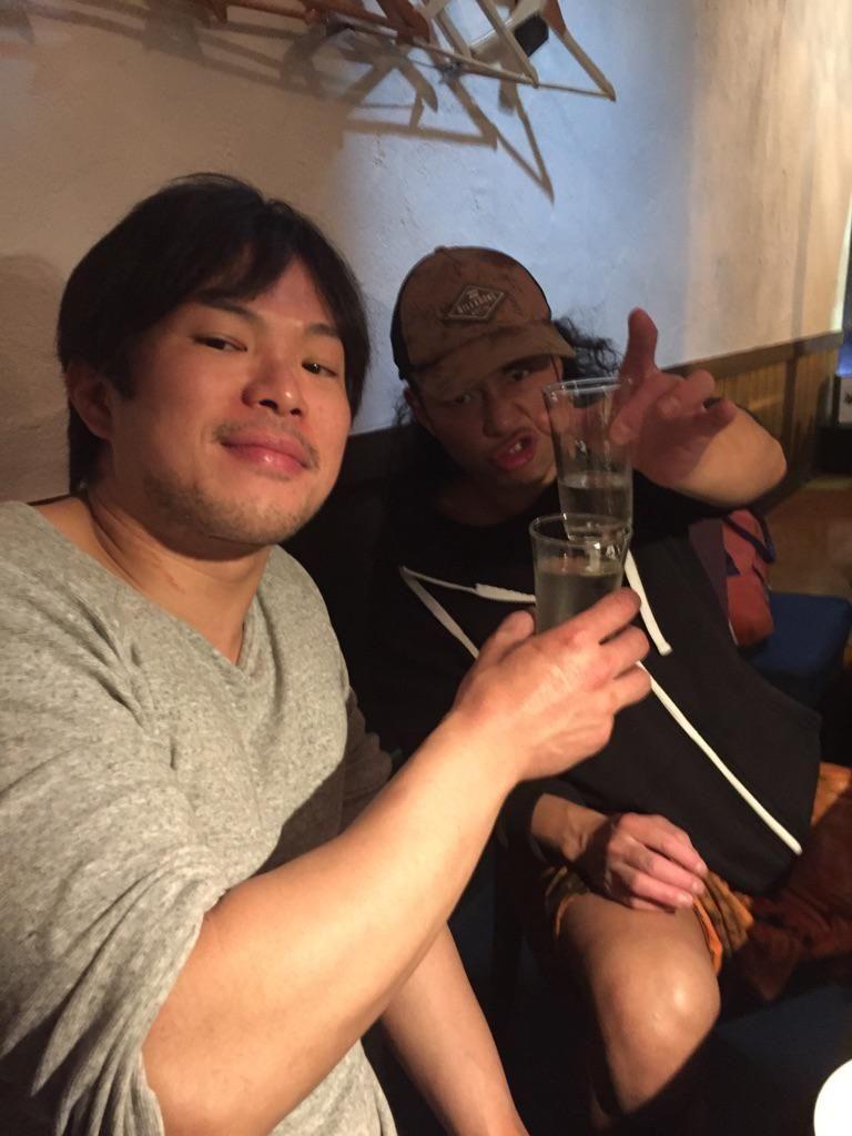 """坂口征夫さんはTwitterを使っています: """"酒呑会 大分! http://t.co/sipQNJIXWL"""""""