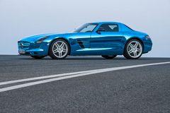 Mercedes-Benz SLS AMG Coupé Electric Drive - AutoScout24 Magazin