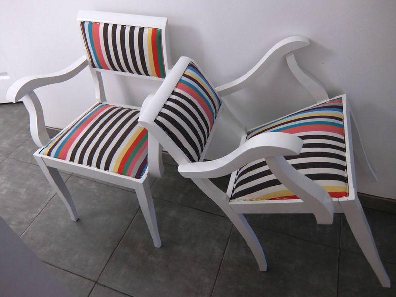 relooker des fauteuils bridges vieillots diy relooking. Black Bedroom Furniture Sets. Home Design Ideas