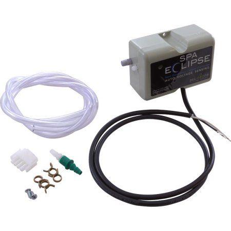 Free Shipping Buy Del Ozone Ecs 1rpam2 U Spa Eclipse Ozone Generator Dual Voltage At Walmart Com Ozone Generator Ozone Spa Parts