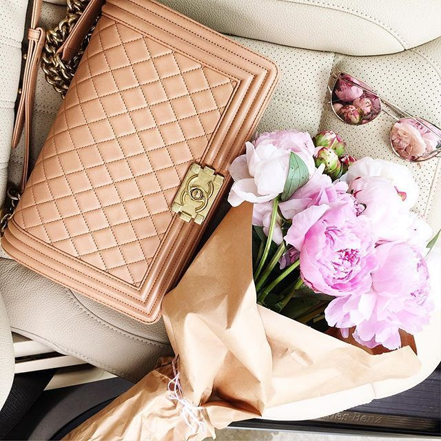 Huge Instagram Recap The Sweetest Thing Bags Chanel Boy