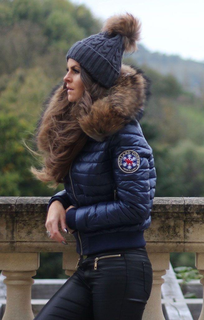 The Verbier Padded Coat (Marine blue) </div>                                   </div> </div>       </div>         <div style=