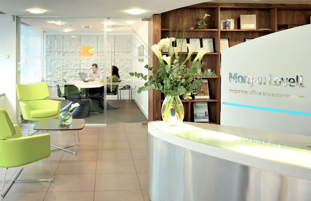 Zen Office Design office environments |  best office design for your business