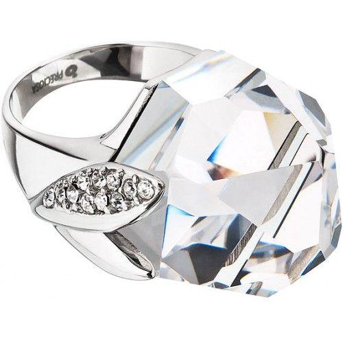 Preciosa Prsteň Macy Crystal 7072 00