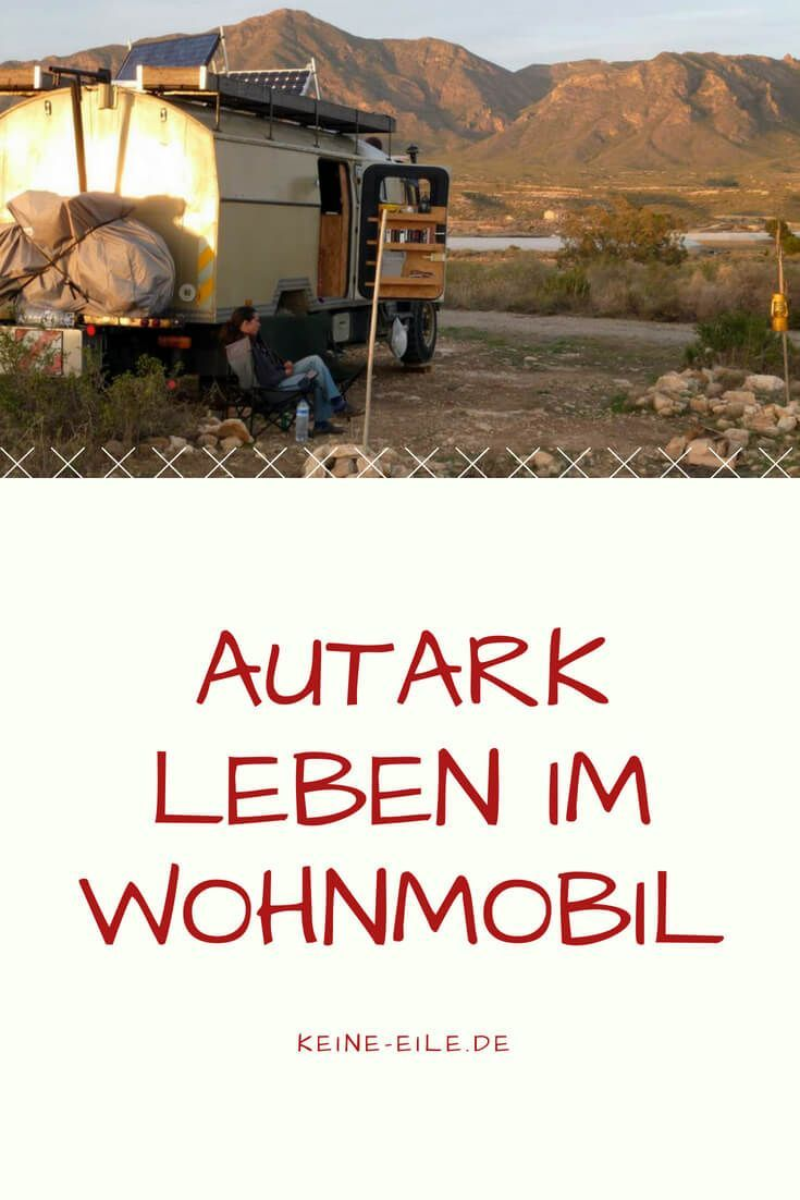 Leben Im Wohnwagen In Deutschland