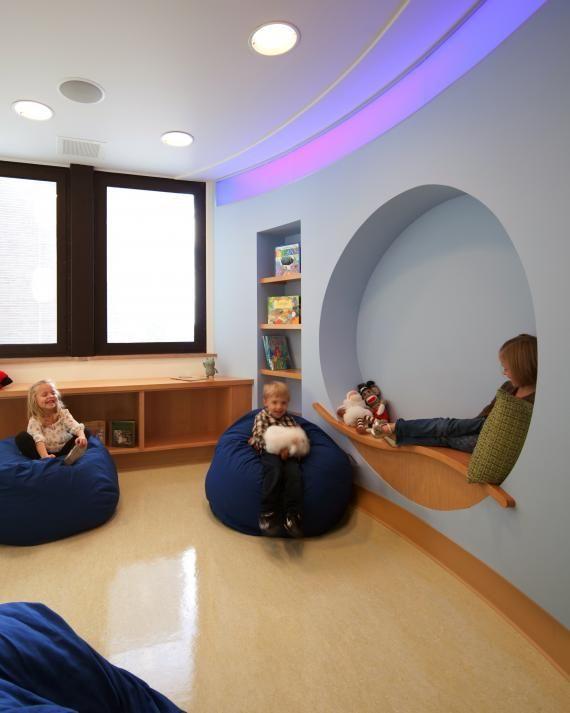 Behavioral Health Hospital Designs Google Search Hospitais Pediatria Arquitetura Hospitalar