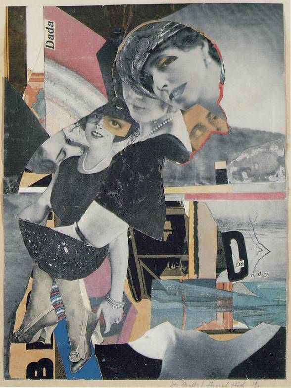 raoul hausmann photomontage essay In the late 1910s, raoul hausmann began experimenting with a new type of art called photomontage this style of art, influenced by collage of cubism one example of hausmann's photomontage is tatlin at home finished in 1920, tatlin at home presents a situation in which the human mind is.