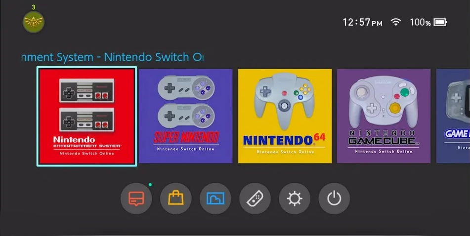 My dream for switch online