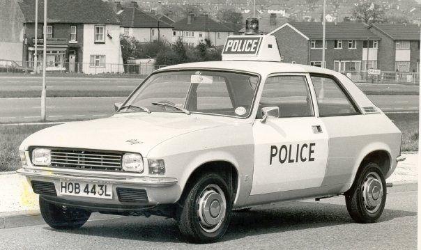 Day 113 West Midlands Police Austin Allegro Police Cars British Police Cars Police