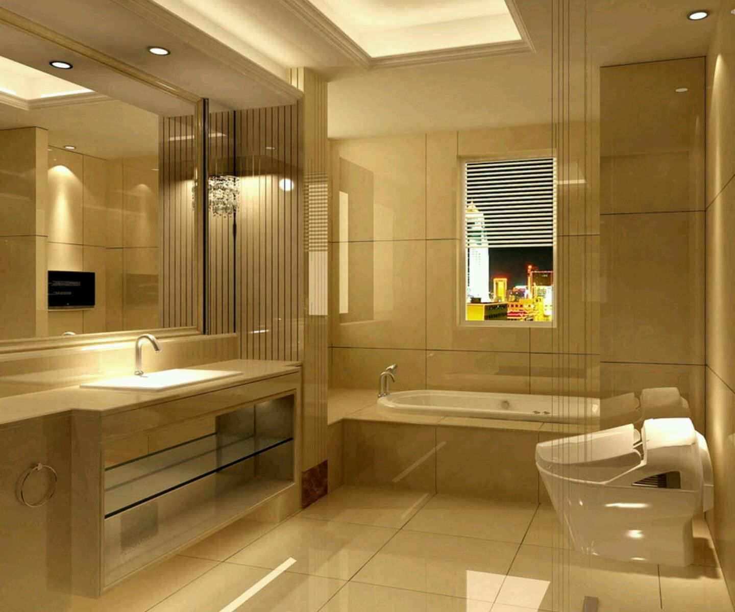 Contemporary Bathroom Design Ideas With Beautiful Features ...