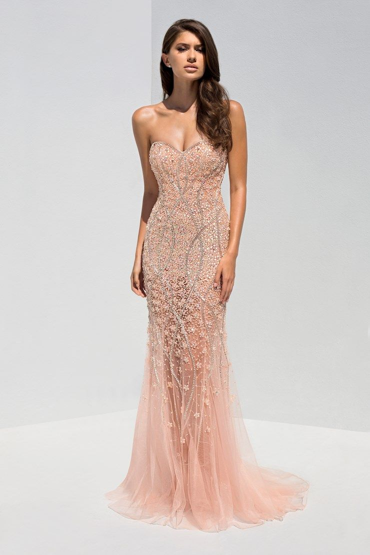 Pin by izzy mitchell on prom dress pinterest elegant gown prom