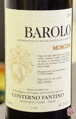 Conterno Fantino Barolo Mosconi 2008  #ConternoFantino #Barolo #nebbiolo #mosconi #MonfortedAlba #redwine #wine #italianwine #piedmont #piemonte #deadlychubby