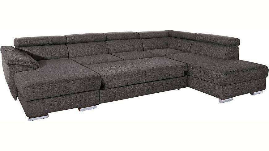 Jetzt Places of Style Wohnlandschaft, wahlweise mit Bettfunktion - wohnzimmer couch günstig