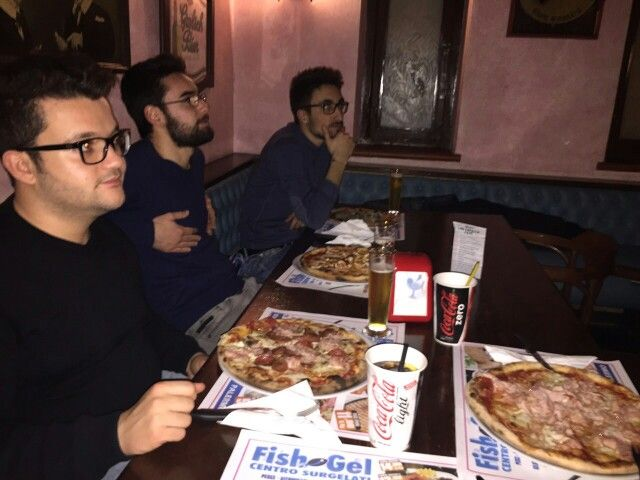 Sunday's pizza part 5